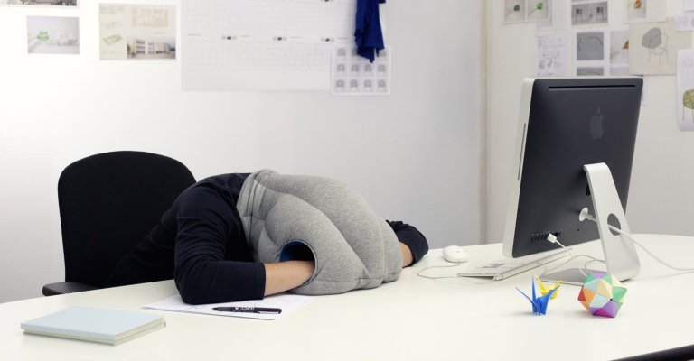 studio-banana-things-ostrich-pillow
